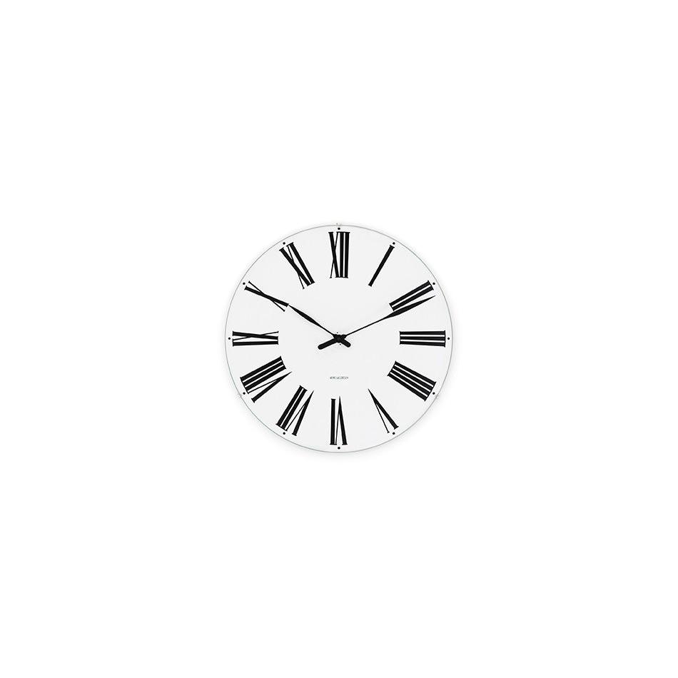 Arne Jacobsen - Roman Wanduhr 21cm