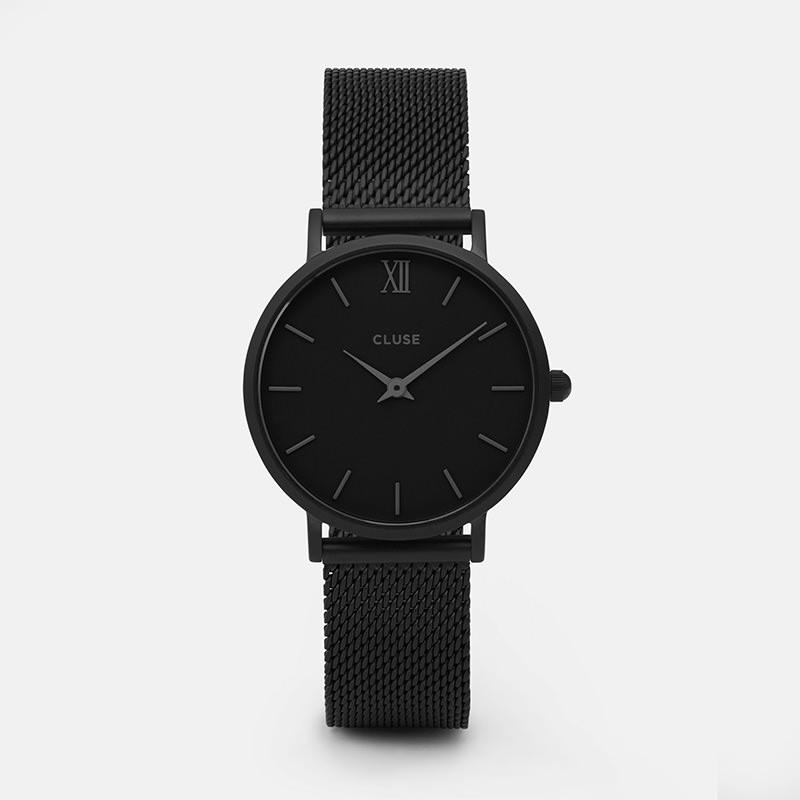 Cluse - Minuit Mesh Full Black