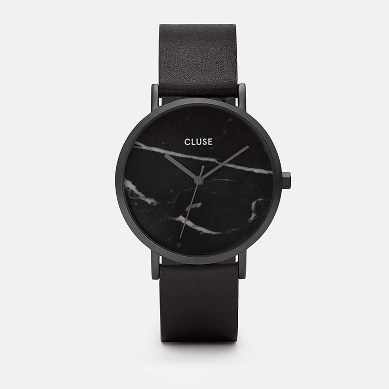 Cluse - La Roche Full Black Marble