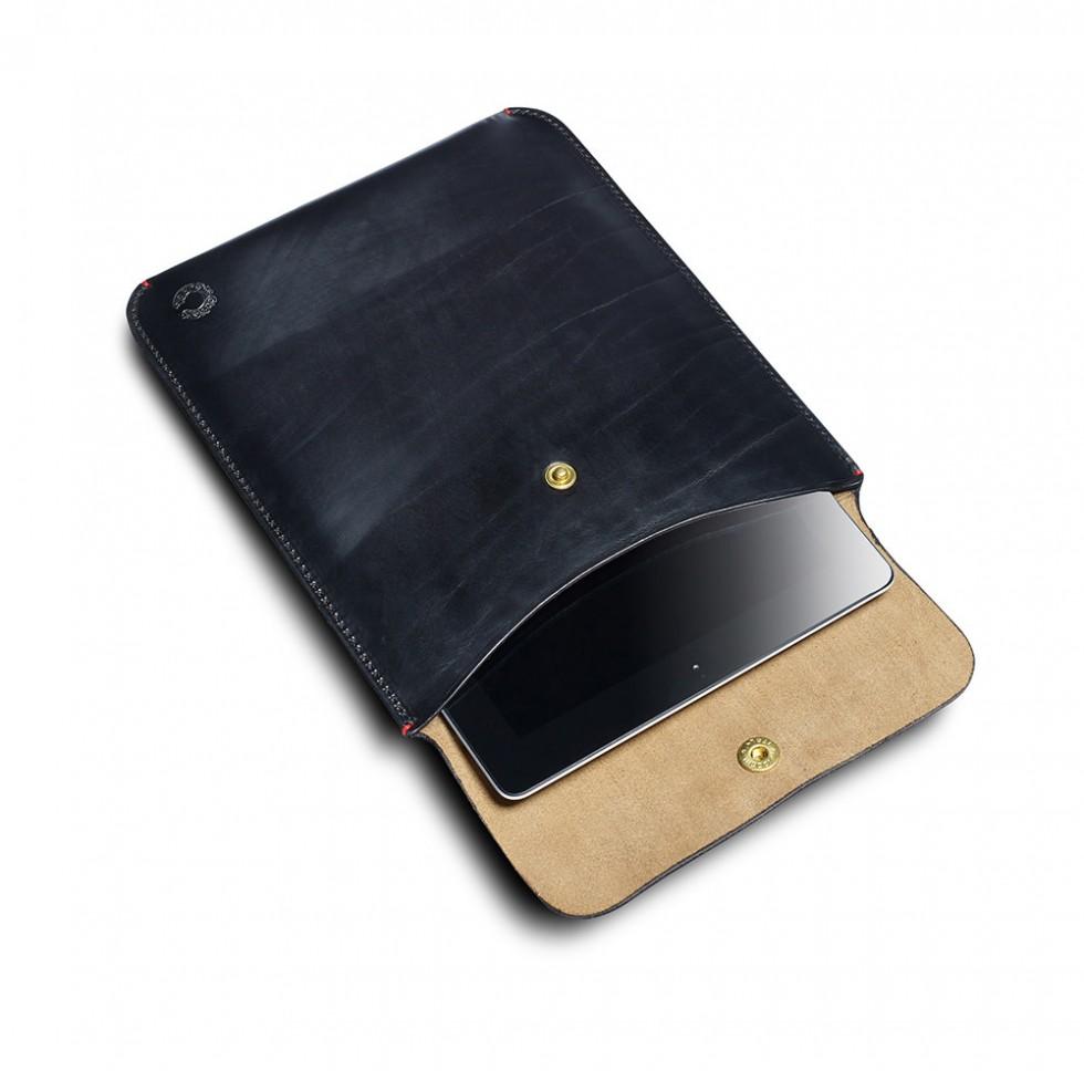 Croots - York Range iPad Sleeve Schwarz