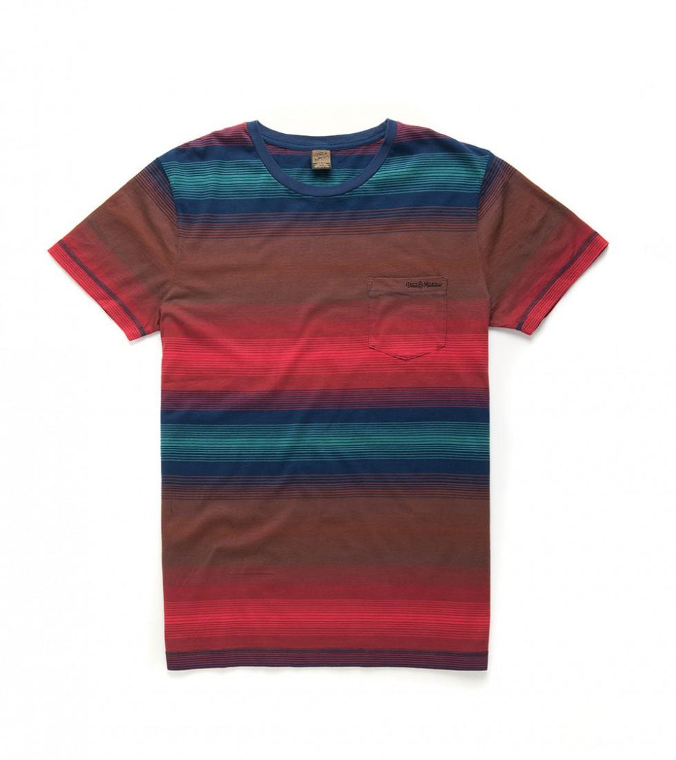 Deus Ex Machina - Gradation T-Shirt