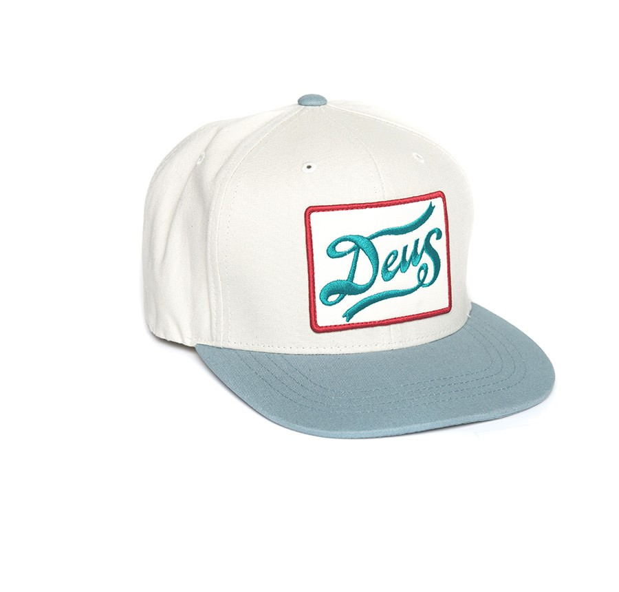 Deus Ex Machina - Kevin Baseball Cap Birch