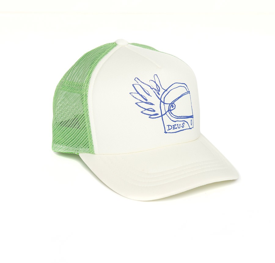 Deus Ex Machina - Winglid Trucker Cap