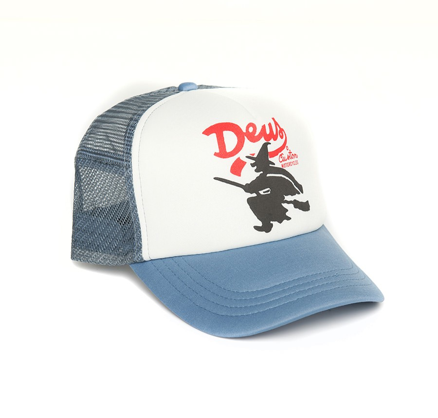 Deus Ex Machina - Witch Trucker Cap