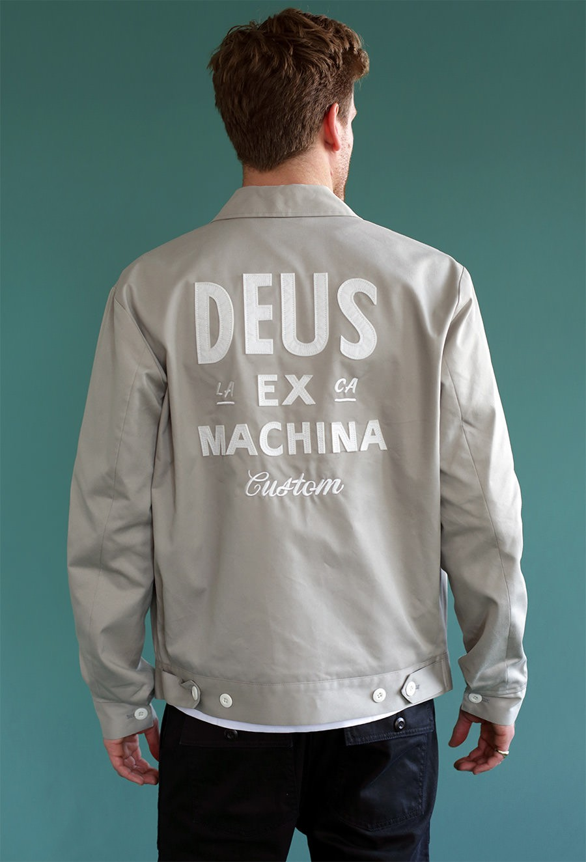 Deus Ex Machina - Workwear Jacke