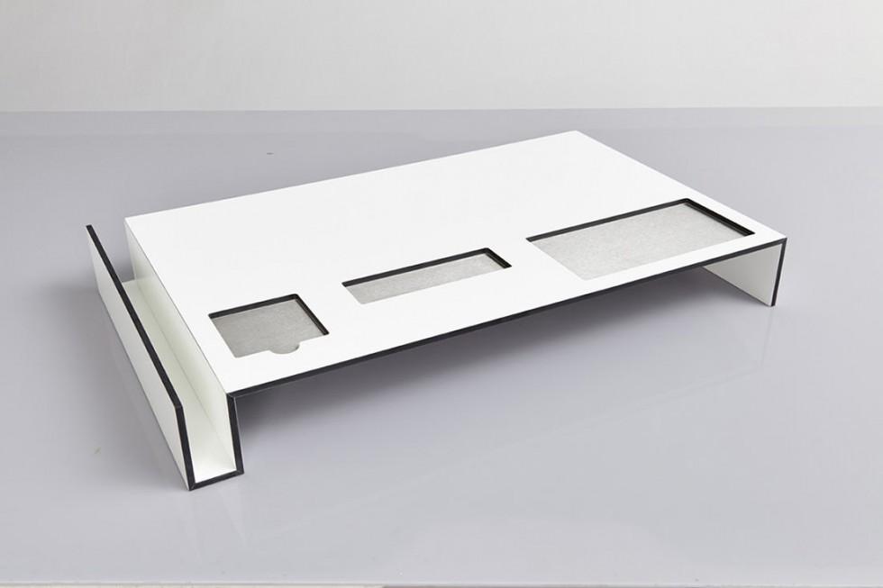 Emform - Deskbridge HPL Schreibtischauflage