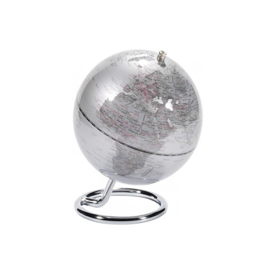 Emform - Mini-Globus Silver