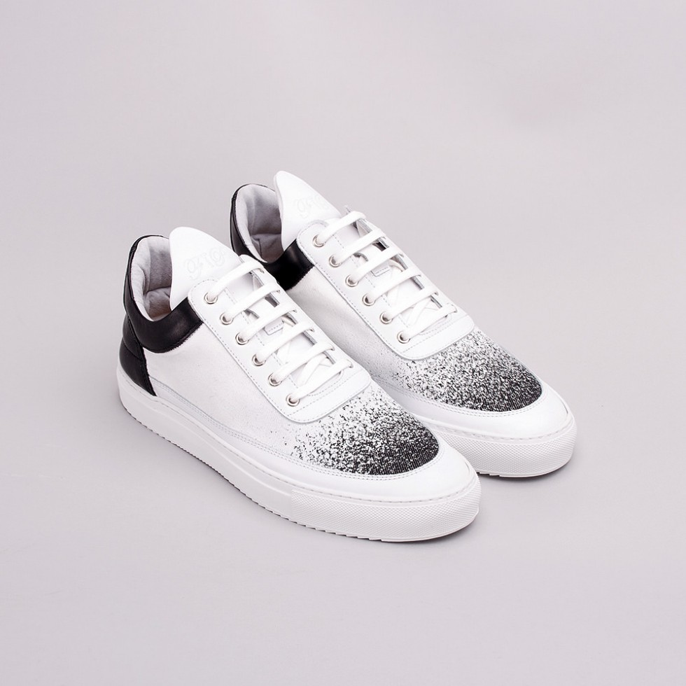 Filling Pieces - Degrade Low Top Sneaker