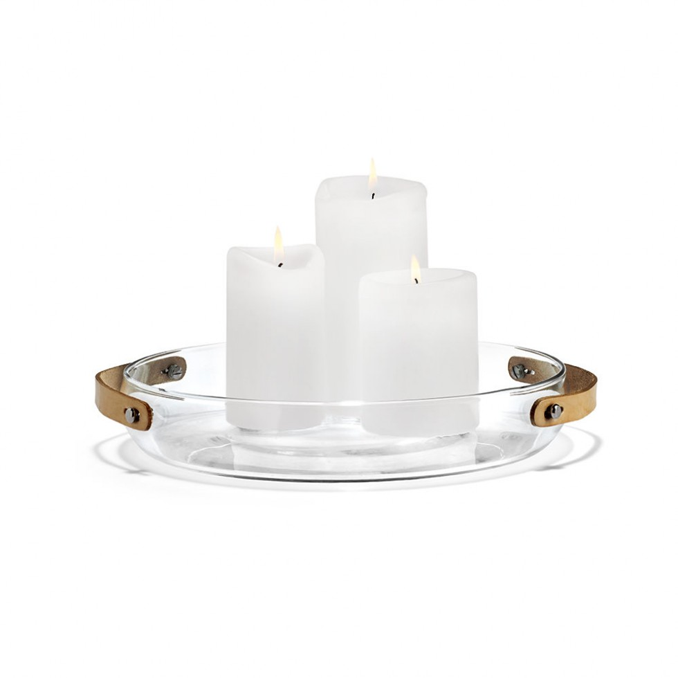 Holmegaard - Design With Light Candle Dish