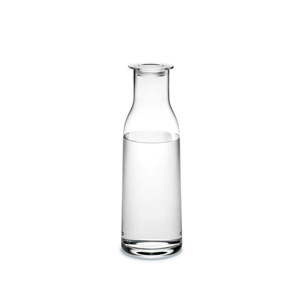 Holmegaard - Minima Flasche mit Deckel 0,9L