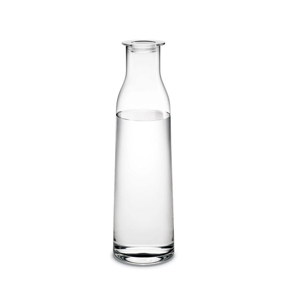 Holmegaard - Minima Flasche mit Deckel 1,4L