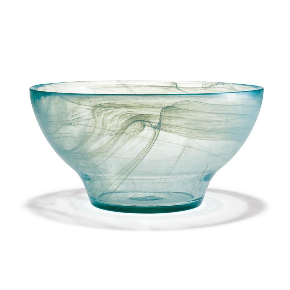 Holmegaard - Nordlys Glasschale 24cm