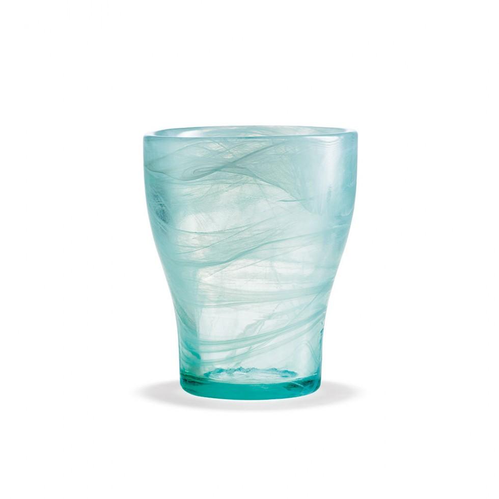 Holmegaard - Nordlys Trinkglas