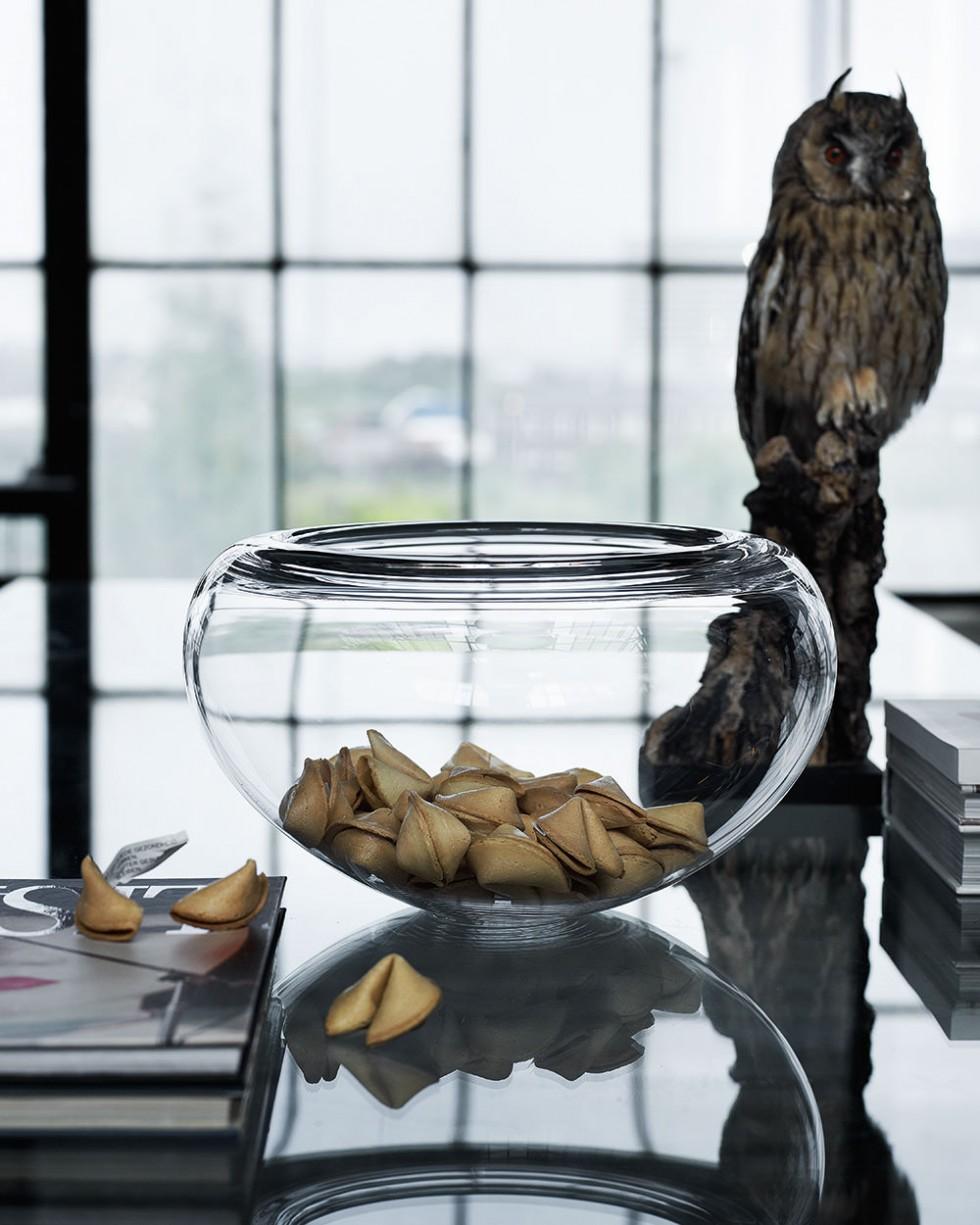 Holmegaard - Provence Glasschale 25cm, klar