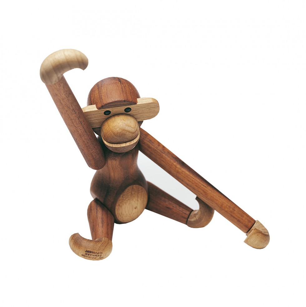 Kay Bojesen - Kleiner Affe