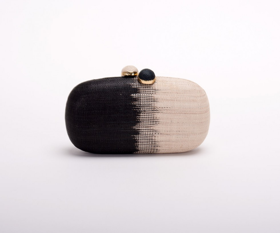 Kayu Design - Java Black Tinalak Clutch