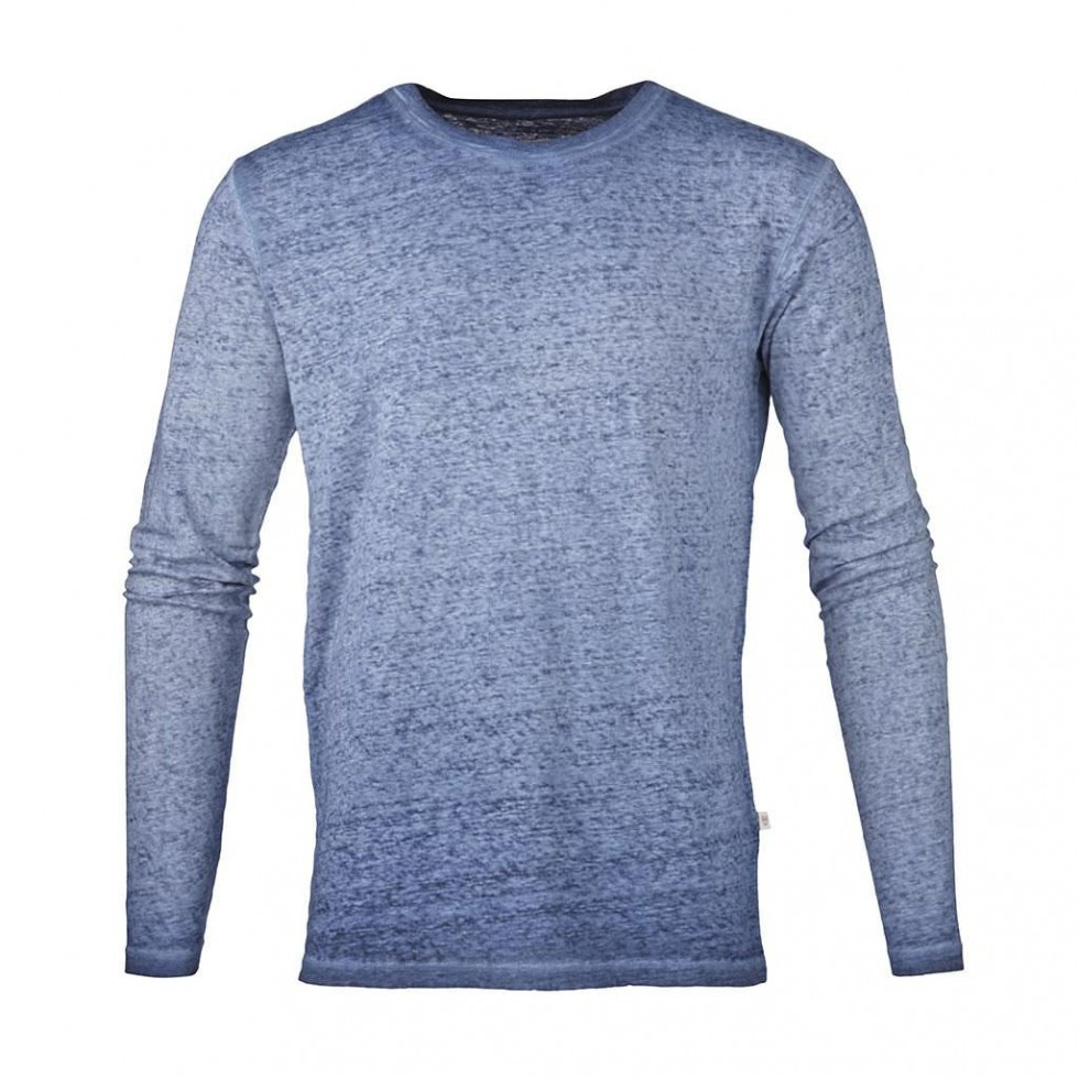 Knowledge Cotton - Vegatable Garment Dyed Sweater