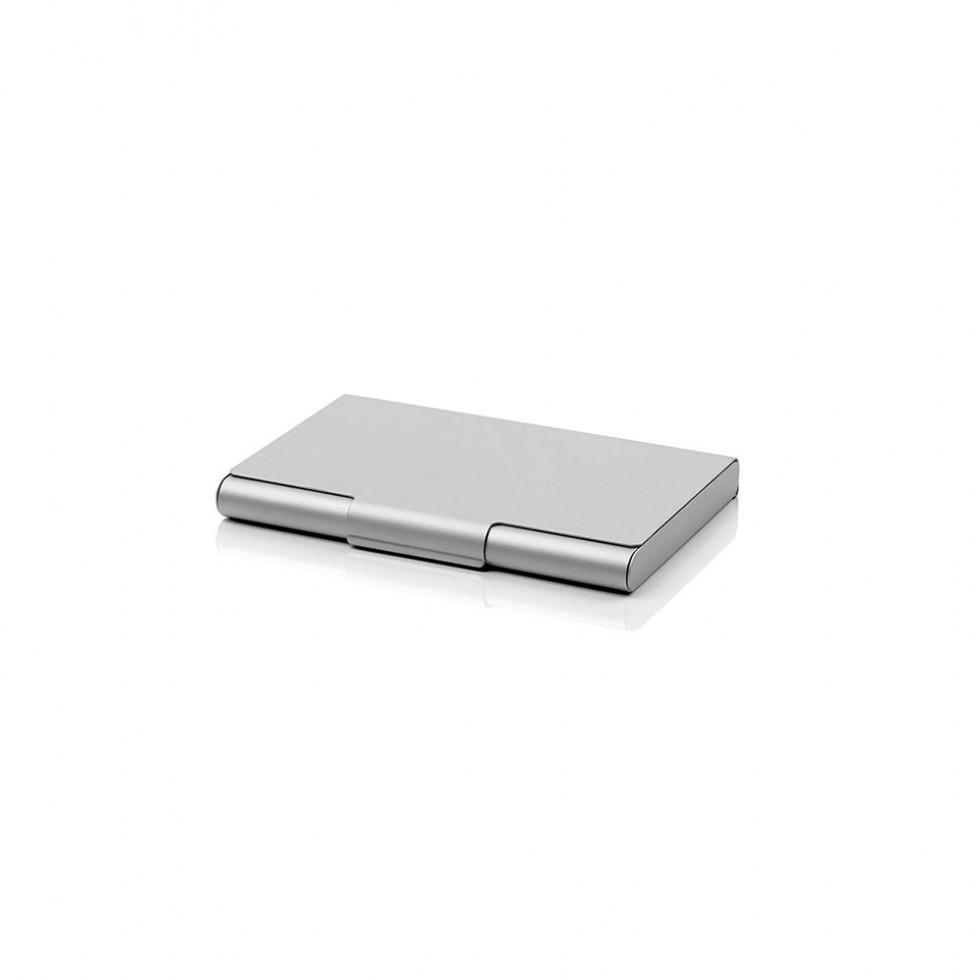 Lexon - Kreditkartenetui Aluminum