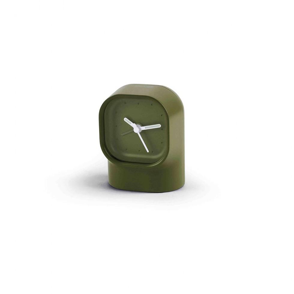 Lexon - Mezzo Clock Khaki