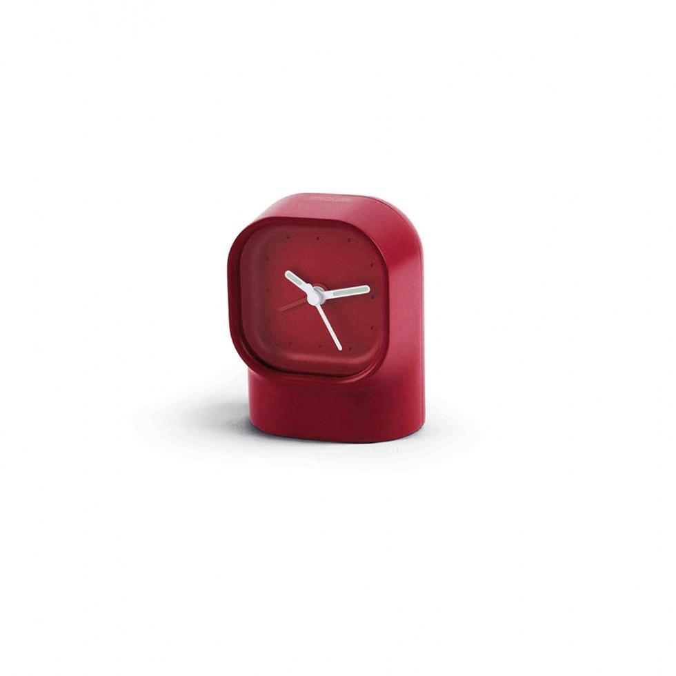 Lexon - Mezzo Clock Rot