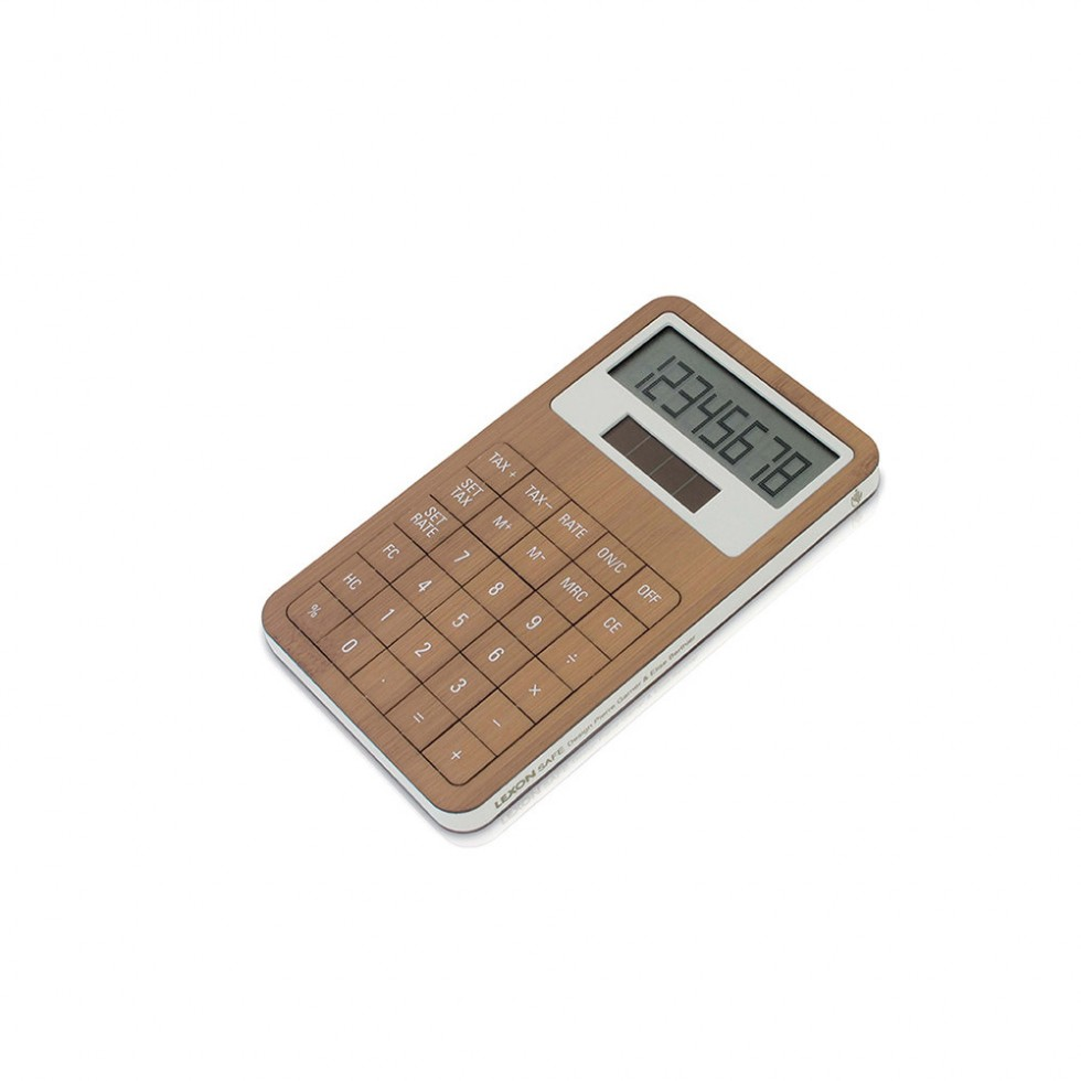 Lexon - Safe Taschenrechner