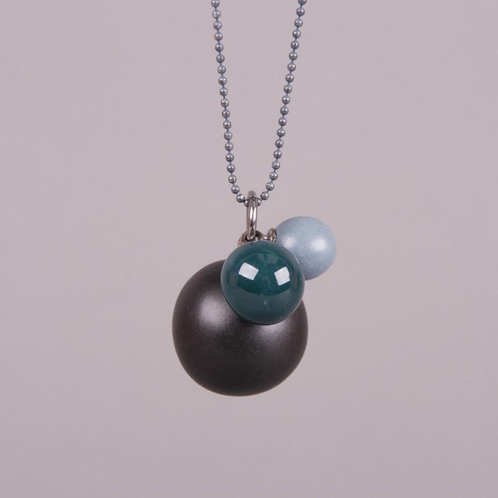 Louise Kragh - 3 Pearls III Halskette