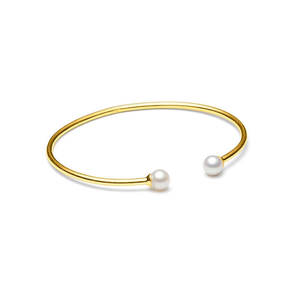 Louise Kragh - Freshwater Pearl Armband