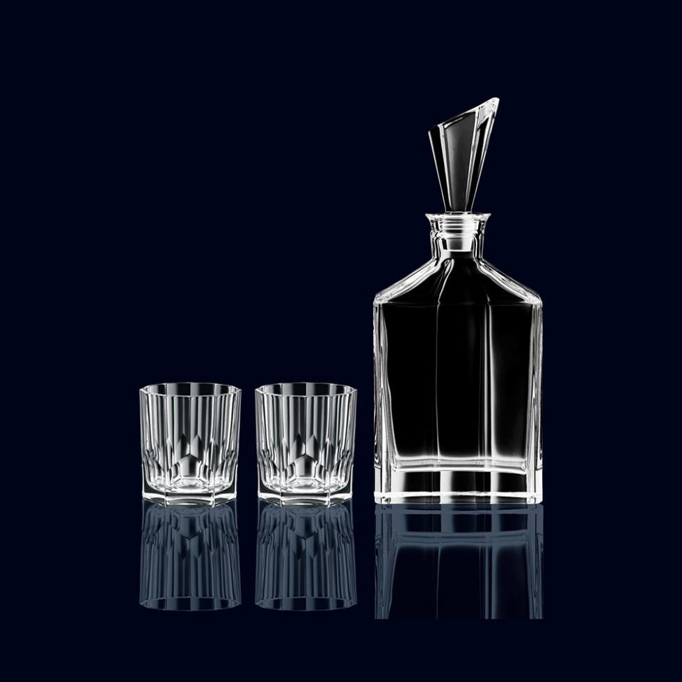 Nachtmann - Aspen Whisky Set, 3 tlg.