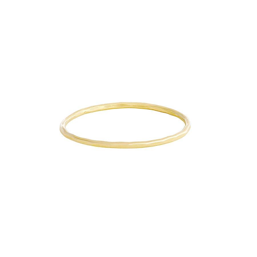 Nikki Montoya - Hammered Ring