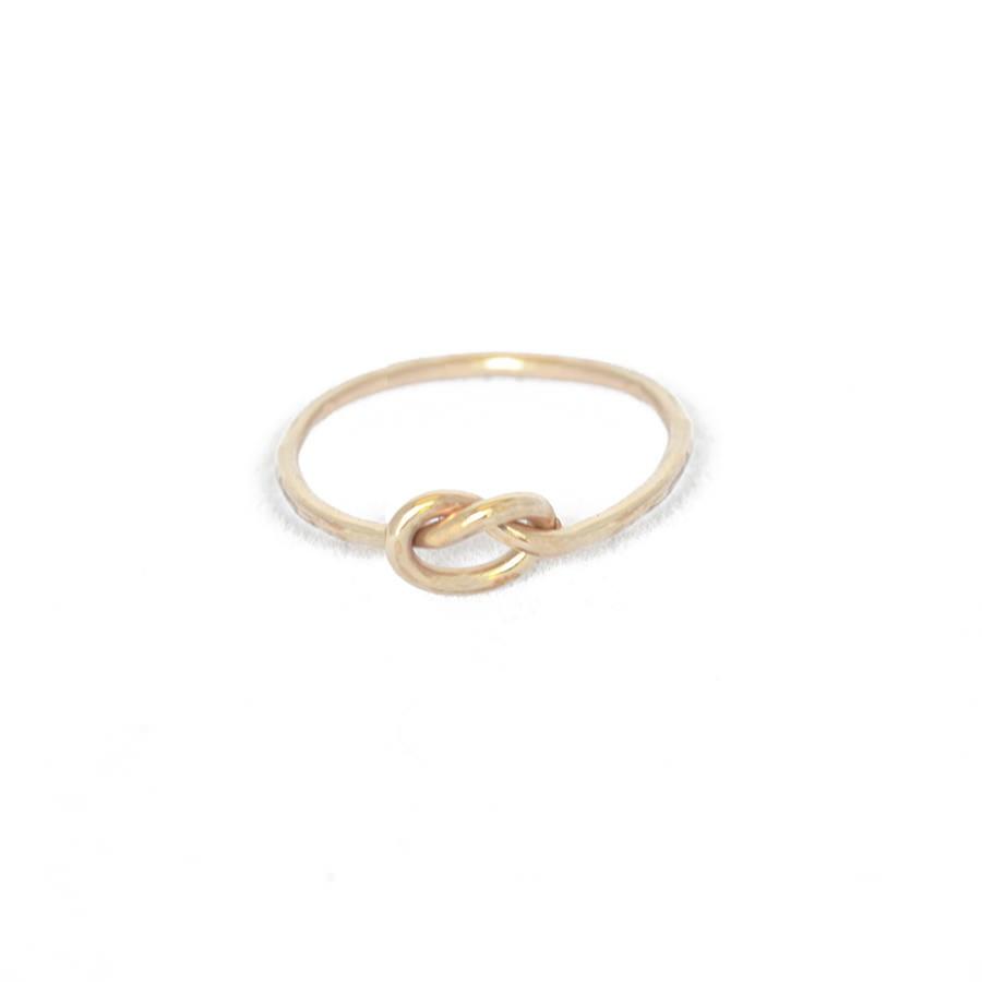 Nikki Montoya - Knot Ring