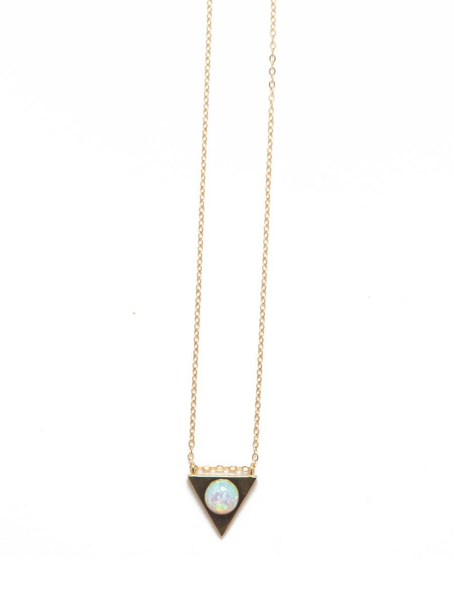 Nikki Montoya - Luxor Opal Amulet