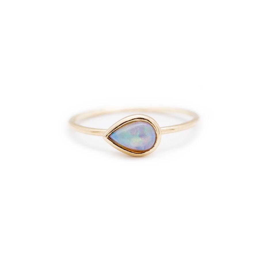Nikki Montoya - Opal Ring, 14-Karat gold