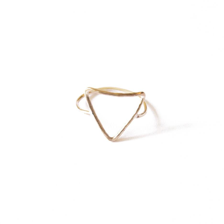 Nikki Montoya - Triangle Ring