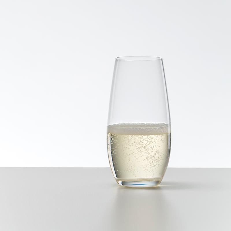 Riedel - O Champagnerglas, 2er-Set