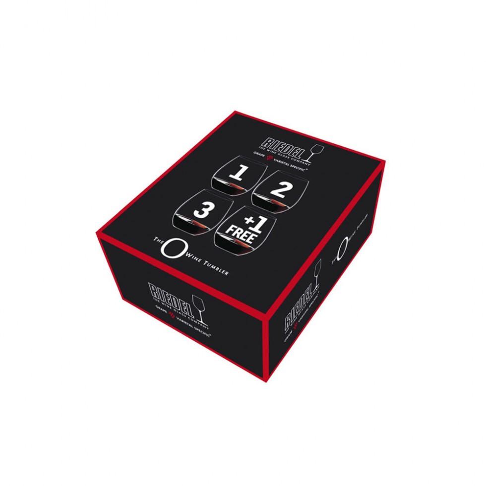 Riedel - O Viognier & Chardonnay 4er-Set