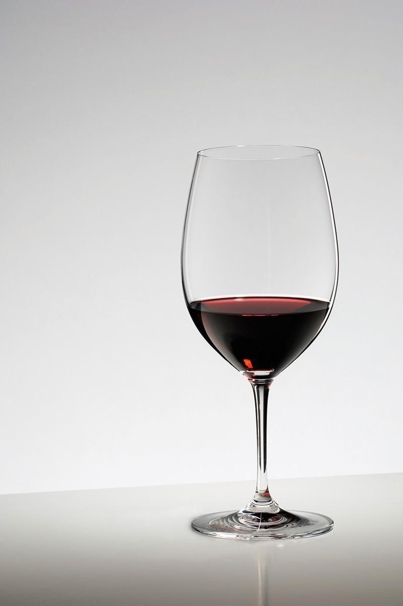 Riedel - Vinum Cabernet Sauvignon & Merlot Rotweinglas 2er-Set