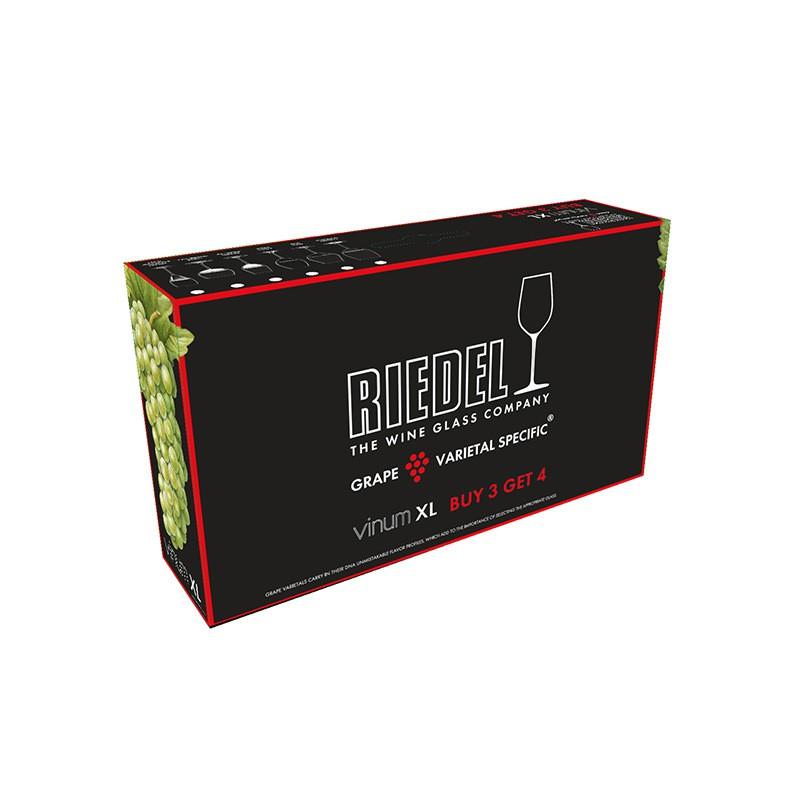 Riedel - Vinum XL Jahrgangs-Champagner, 4er-Set