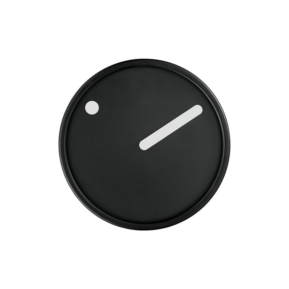 Rosendahl - Picto Wall Clock Black