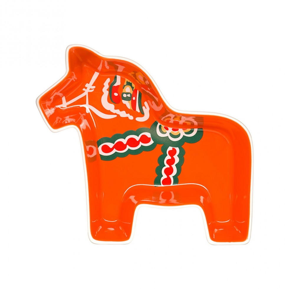 Sagaform Sweden Dala Horse Servierschale