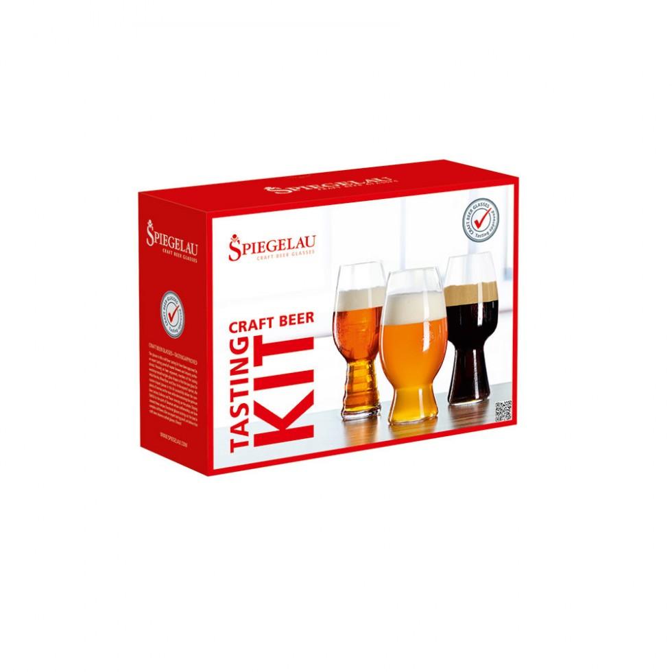 Spiegelau Craft Beer - Probierset 3-teilig