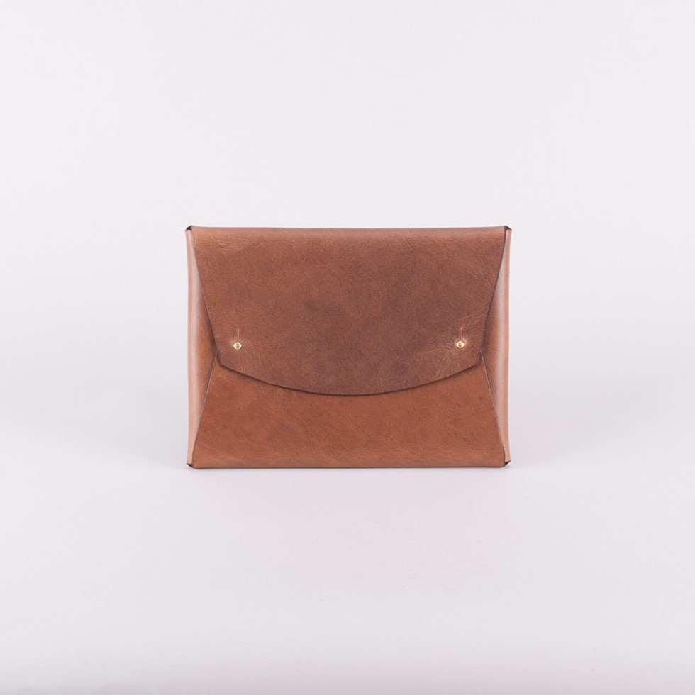 Tanner Goods - Document Folio Mappe - Rich Mocca