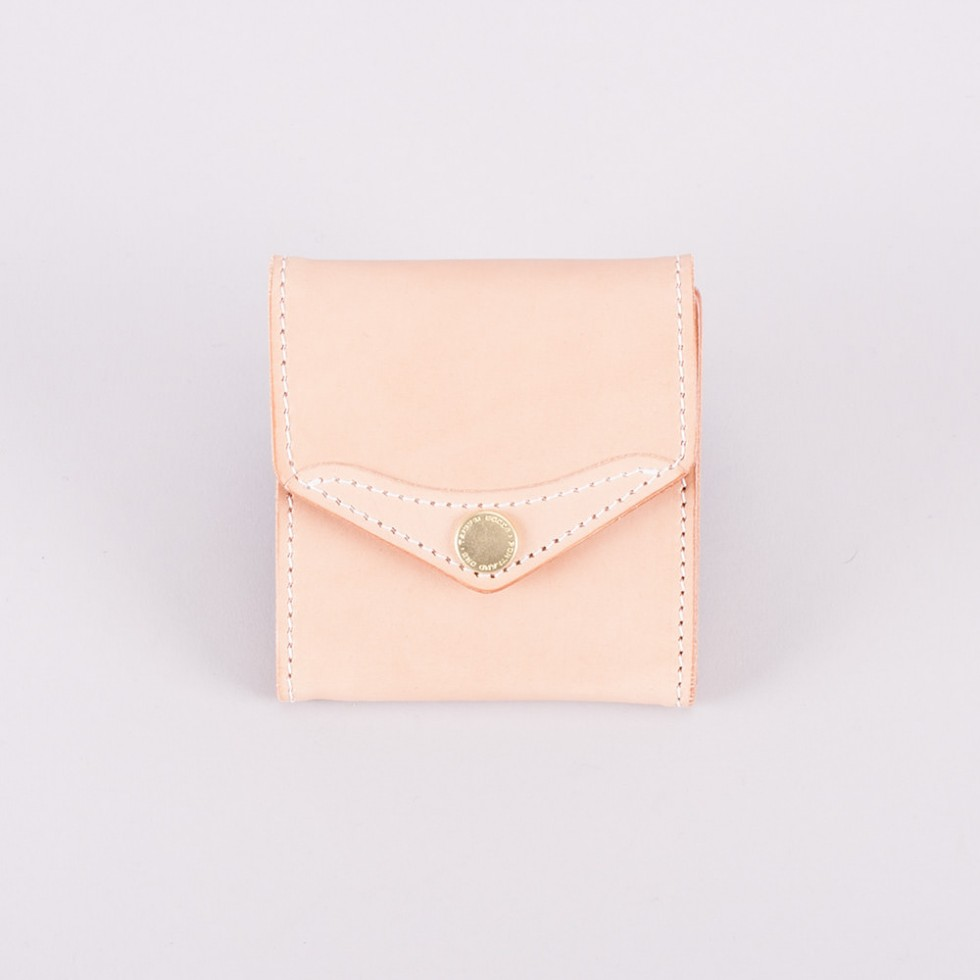 Tanner Goods - Rider Wallet - Natural Tan