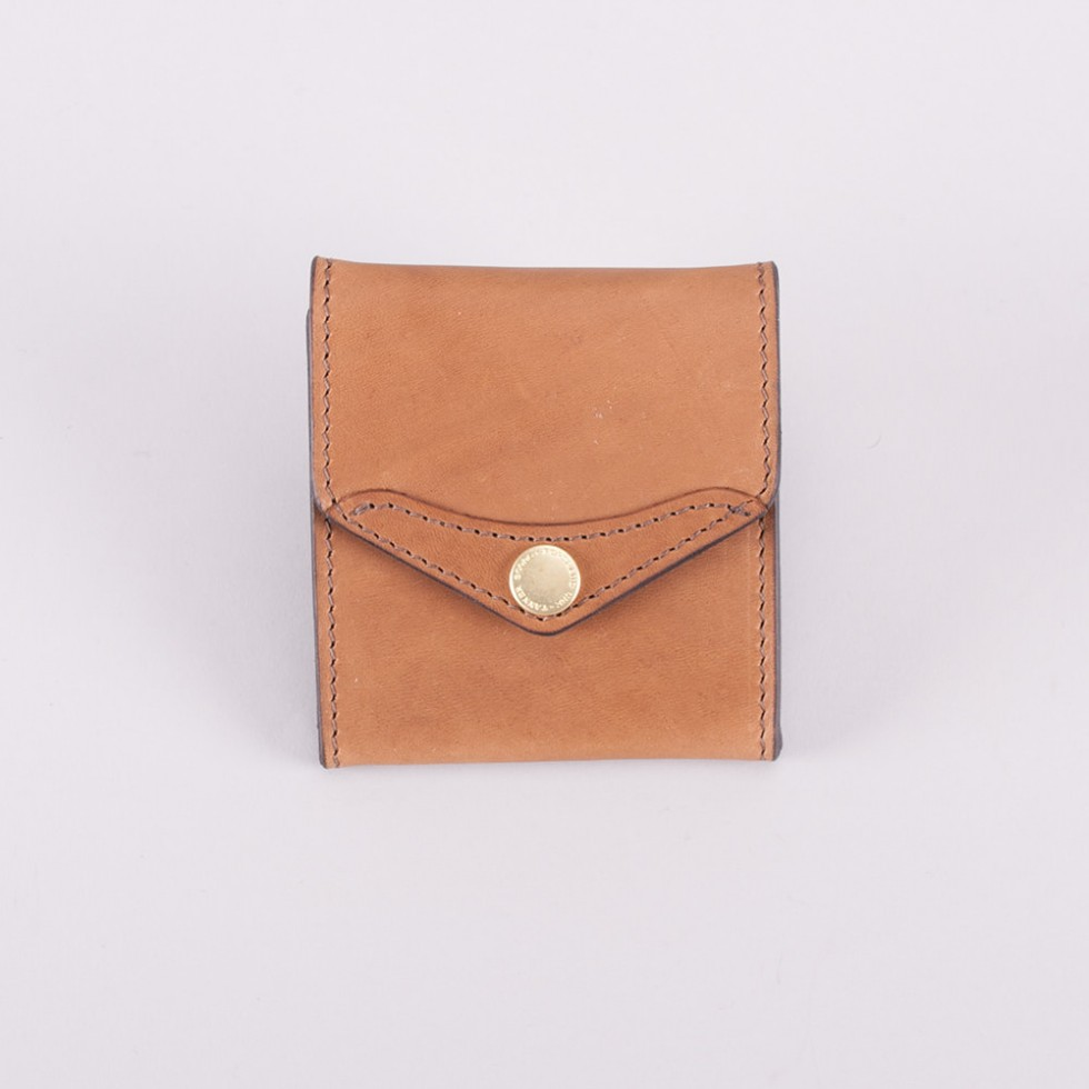 Tanner Goods - Rider Wallet - Rich Mocca