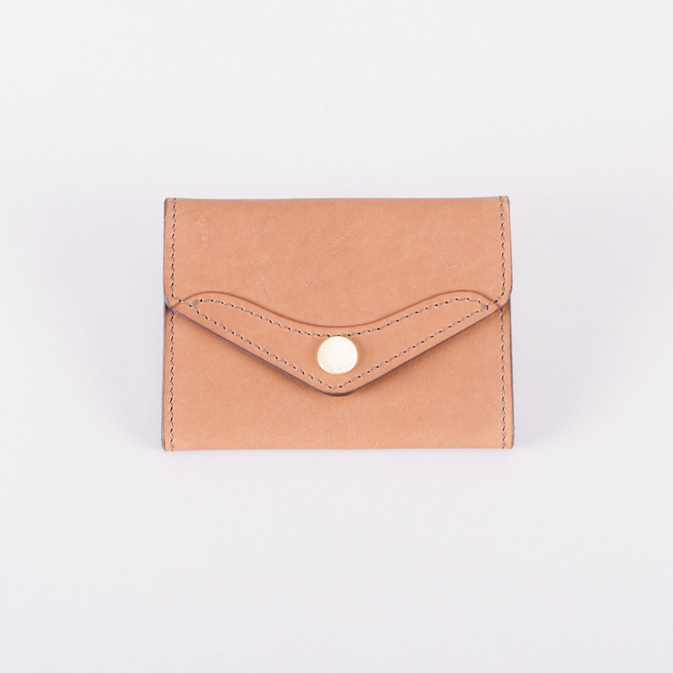 Tanner Goods - Scout Wallet - Rich Mocca