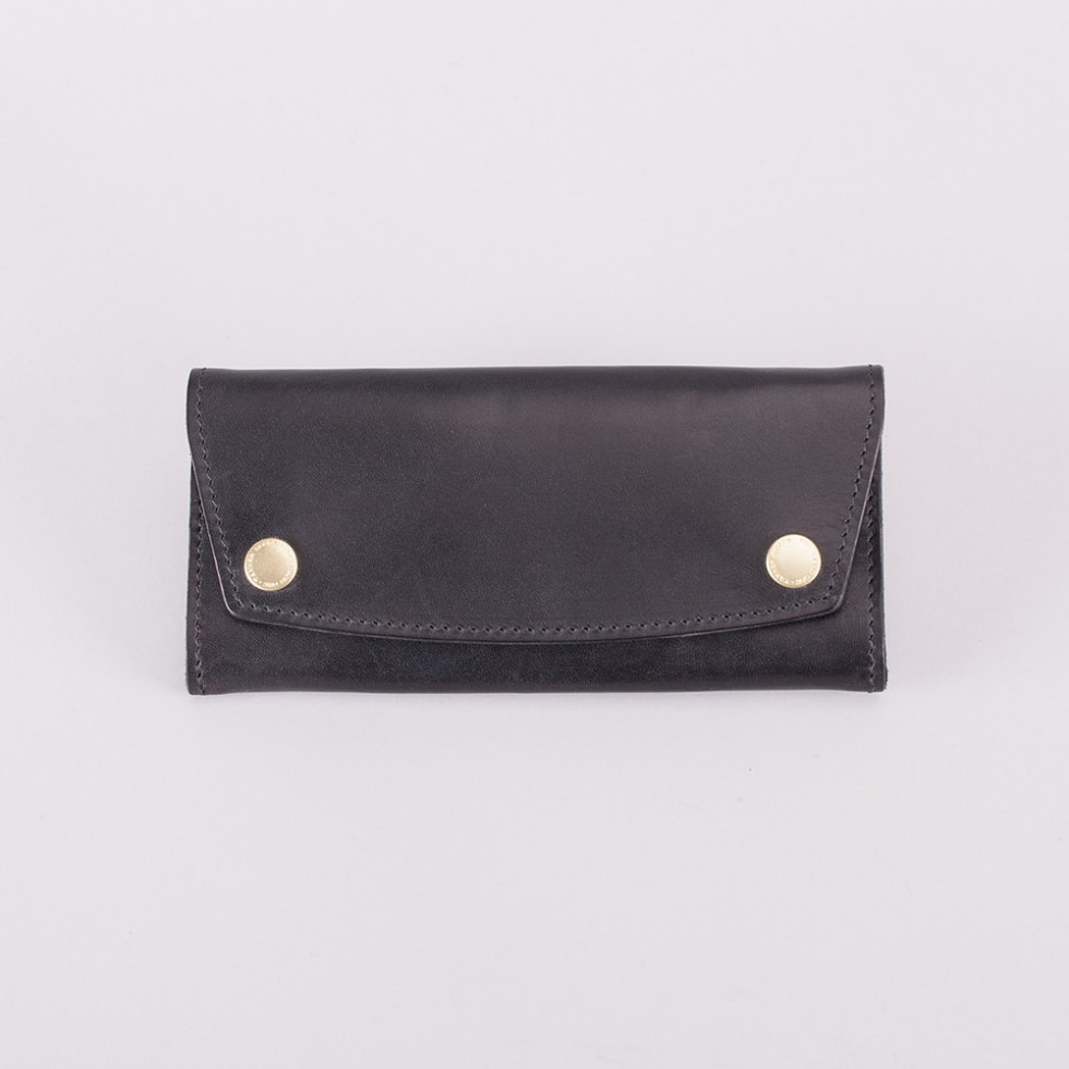 Tanner Goods - Tradesman Wallet - Black