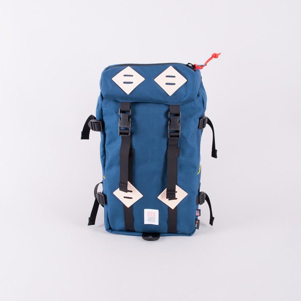 Topo Designs - Klettersack 15l Blau