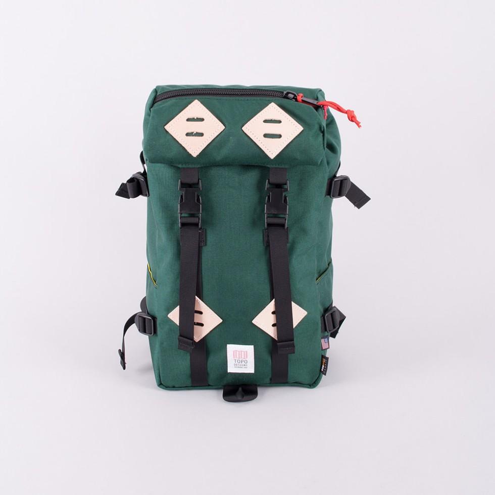 Topo Designs - Klettersack 15l Grün