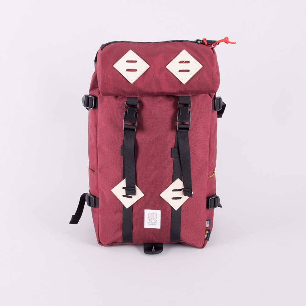 Topo Designs - Klettersack 22l Rot