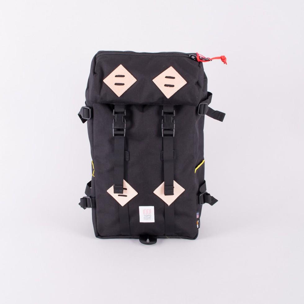 Topo Designs - Klettersack 22L Schwarz
