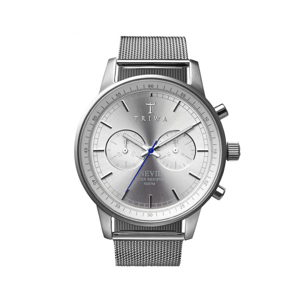 Triwa - Stirling Nevil Uhr - Steel Mesh